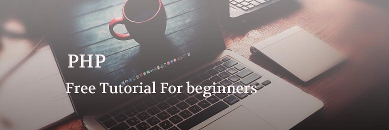 Free PHP Tutorial For beginners<